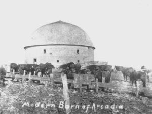 Exterior, Modern Barn of Arcadia