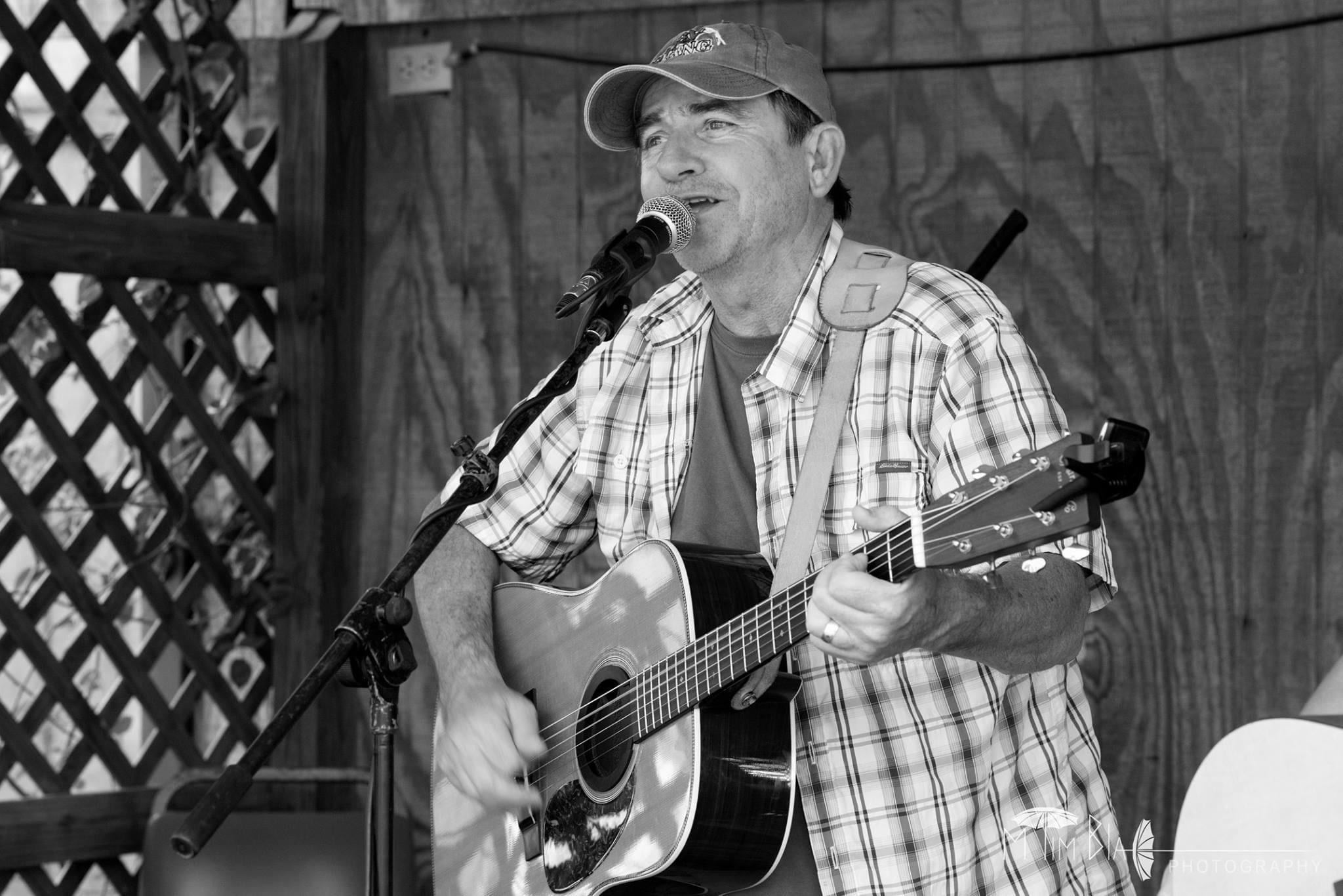 Photo of Bill Kropf by Time Blake - Arcadia Round Barn Morning Sessions