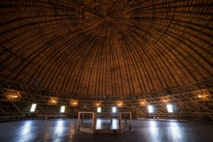 Arcadia Round Barn - Image by Isent Majennt