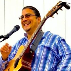 Edgar Cruz - Performing Arcadia Round Barn