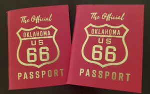 The Official Oklahoma Route 66 Passport