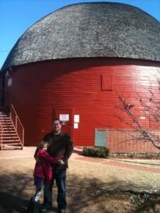 Arcadia Round Barn Memories