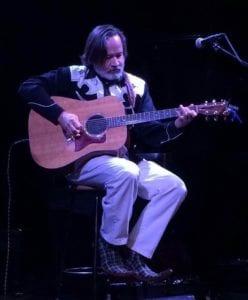 Oklahoma City singer-songwriter Marco Tello