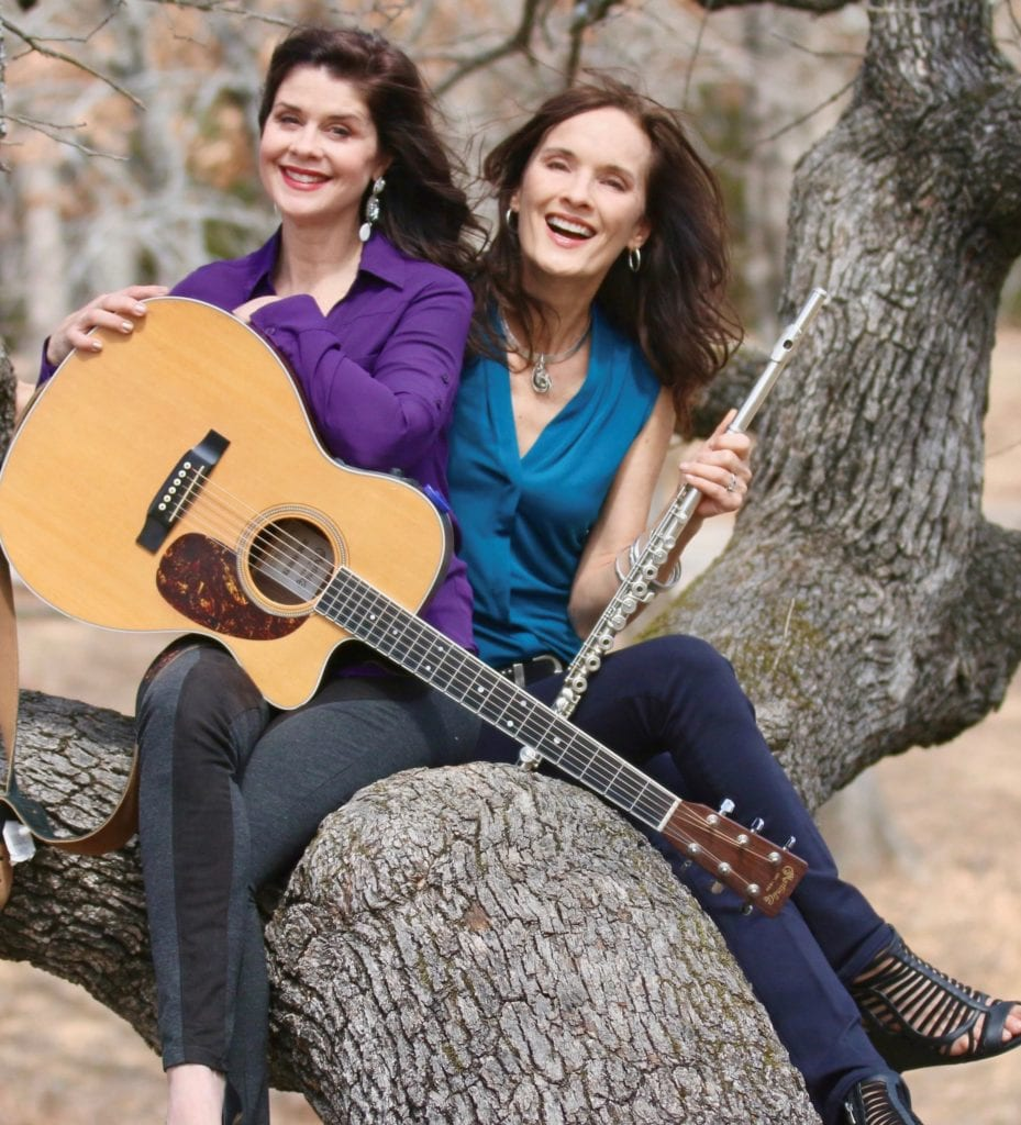 Middle Sister, Robin Brooks and Susan Pierce