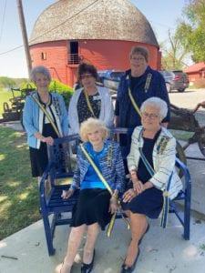 Members of the Oklahoma Society